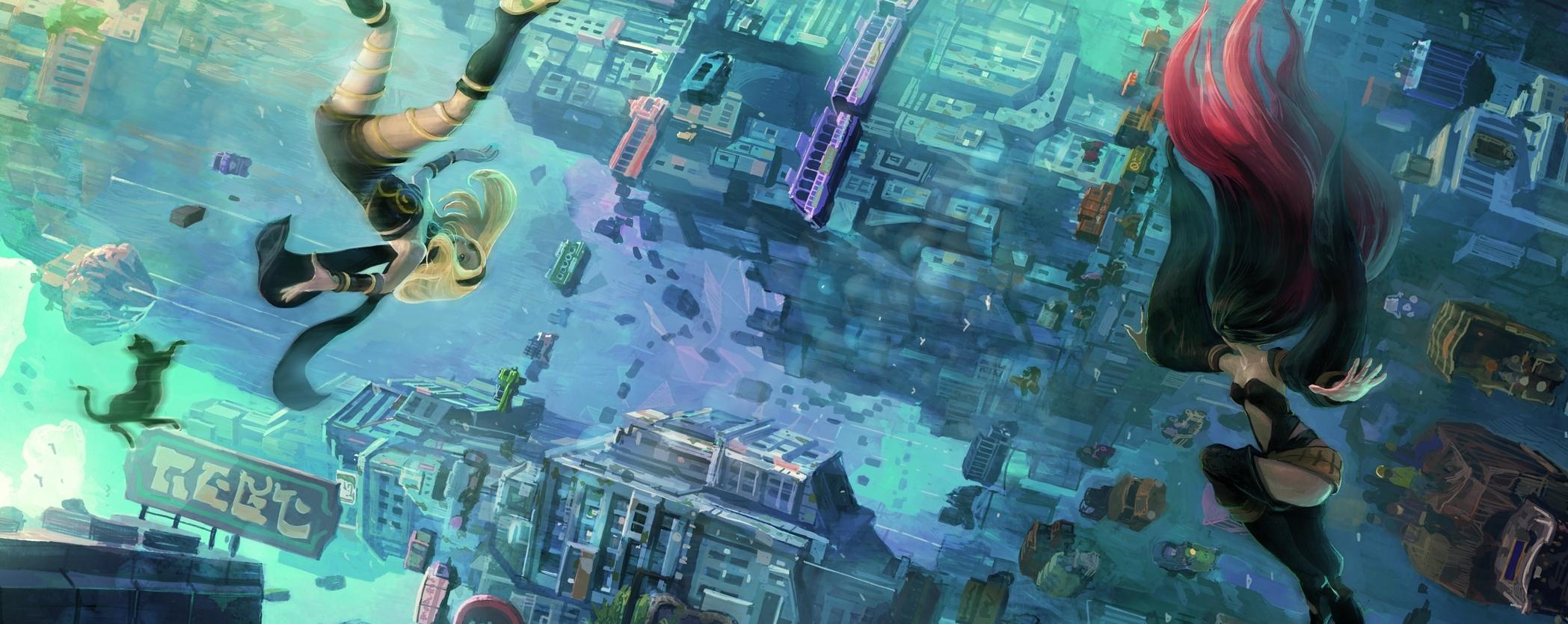 Gravity rush 2 release date in Australia