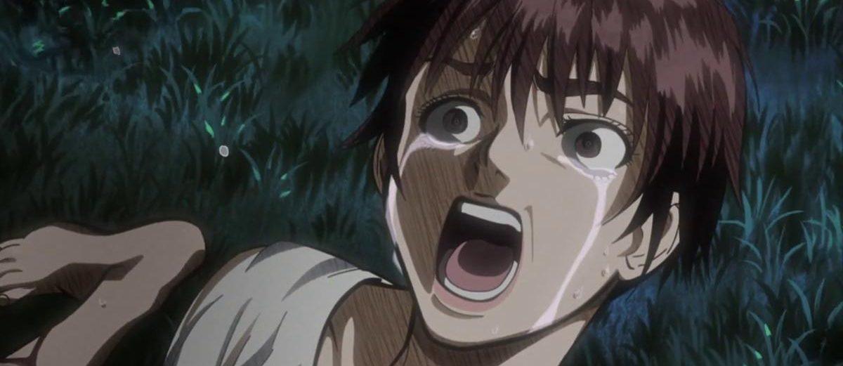 Berserk Anime Episodes En El Tornado Portada Dvd