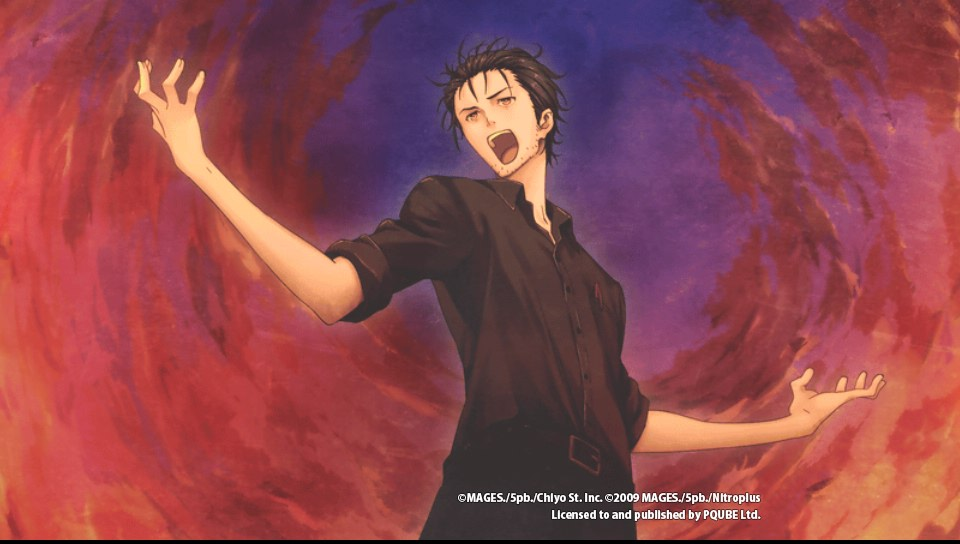 Steins Gate Time Travel Accurate