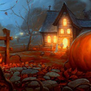 Halloween Youdraw